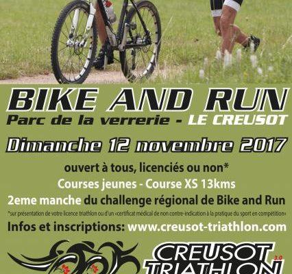 Bike&Run du Creusot 2017