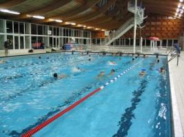 Entrainement natation piscine creusot triathlon for Piscine quetigny