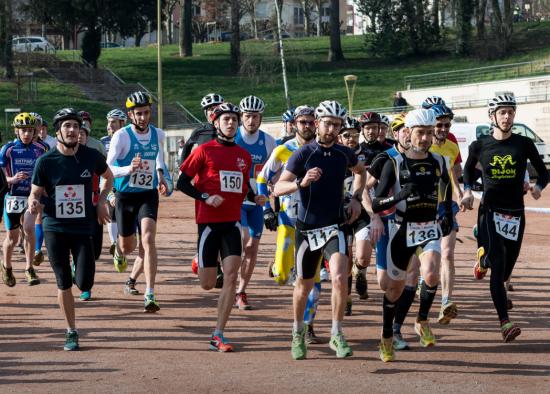 Depart Bike & Run 2016