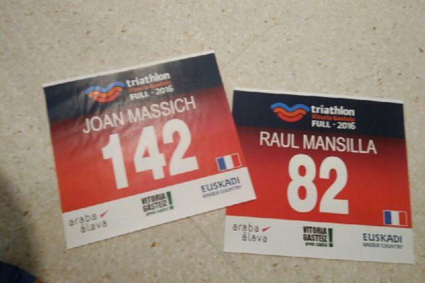 Résultats Triathlon Vitoria