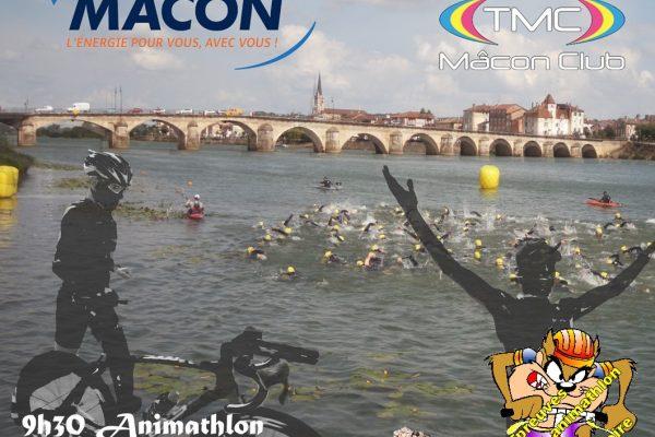 Triathlon de Mâcon