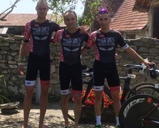Résultats Ironman de Vichy