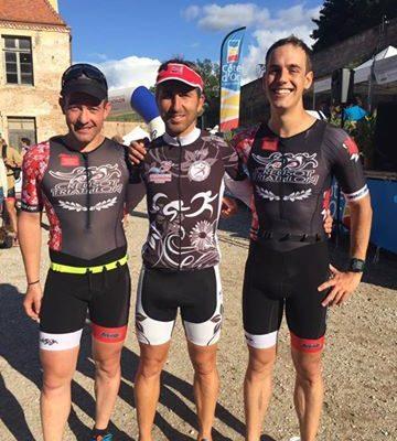 Résultats Triathlon d'Auxonne