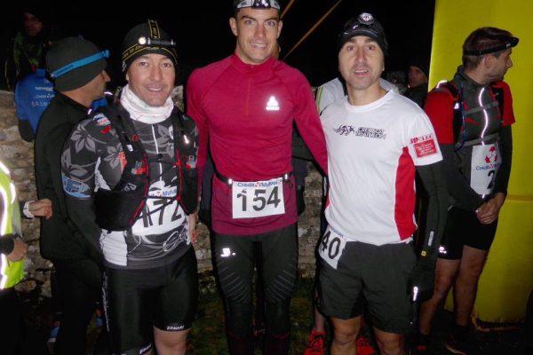 Résultats Trail D'Aluze