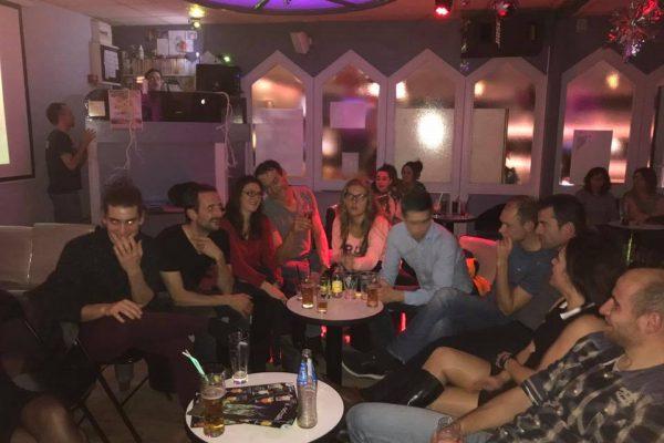 Soirée Club Resto Laser Game