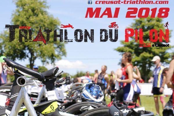 20 MAI 2018 …LE TRIATHLON DU PILON REVIENT !