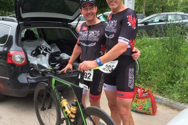 Résultats triathlon de Dijon L et S