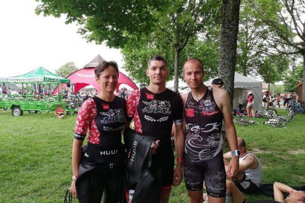 Résultats Triathlon M de Bourg en Bresse