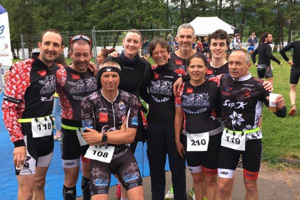 Résultats triathlon d'Autun
