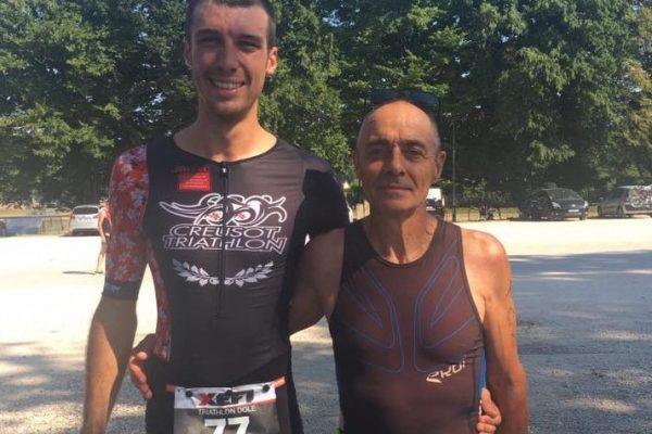Résultats triathlon de Dole