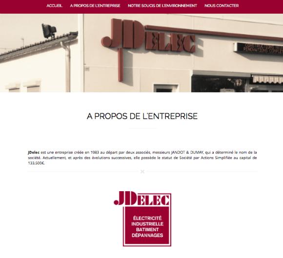 JDelec - Electricité Générale au Creusot