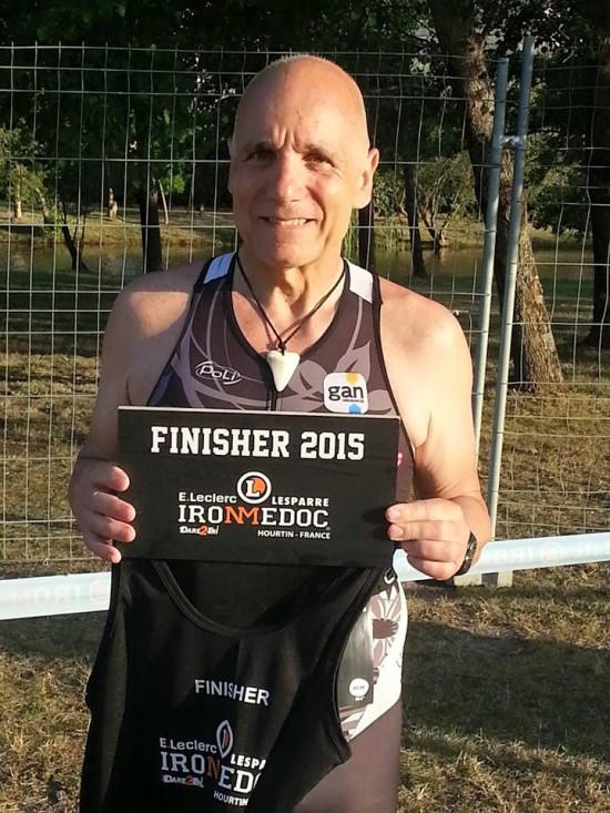 Finisher iron man 2015